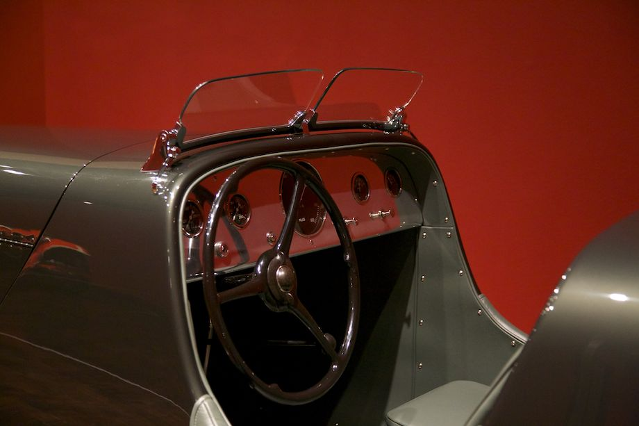 1934 Edsel Ford's Model 40 Special Speedster, Edsel and Eleanor Ford House