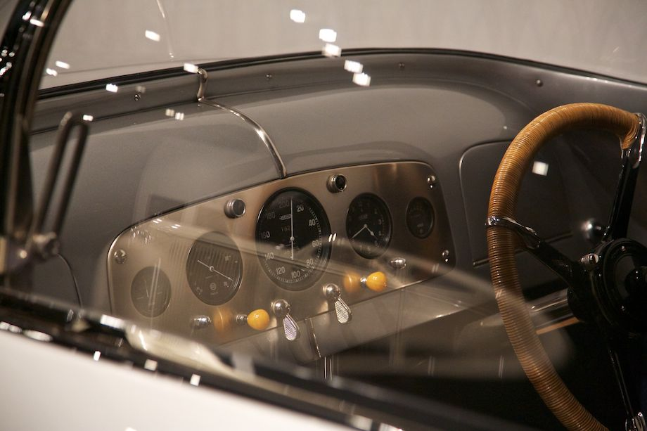"""1938 Hispano-Suiza H6B Dubonnet """"Xenia"""" Coupe, Collection of Peter Mullin Automotive Museum Foundation"""