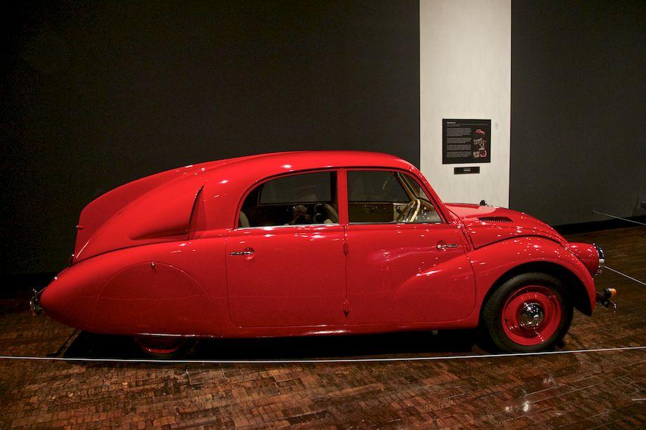 1938 Tatra T97, Lane Motor Museum