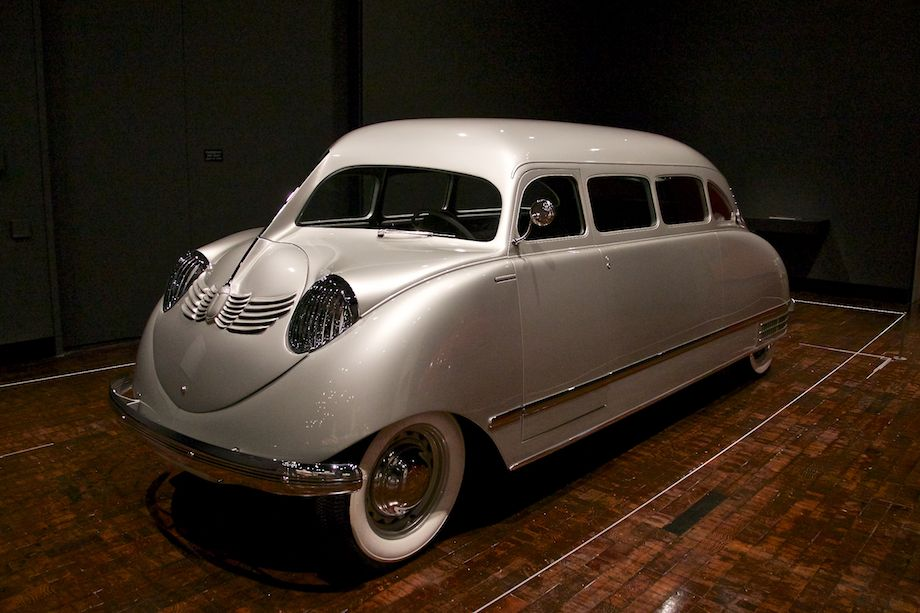 1936 Scout Scarab, Collection of Larry Smith