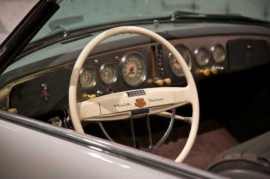 1941 Chrysler Thunderbolt, Collection of Chrysler Group, LLC