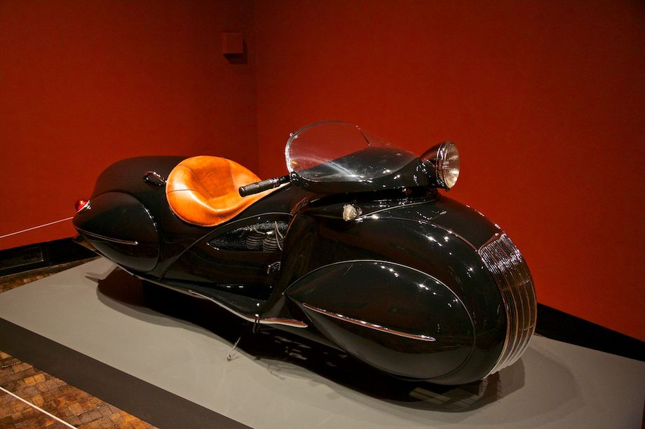 1930 Henderson KJ Streamline, Collection of Frank Westfall