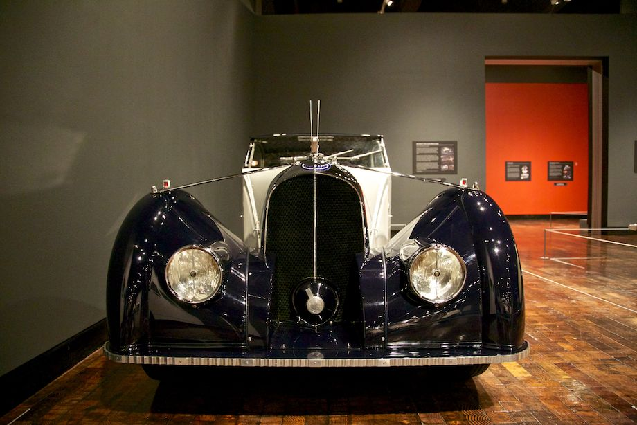1934 Voisin Type C27 Aerosport Coupe, Collection of Merle and Peter Mullin