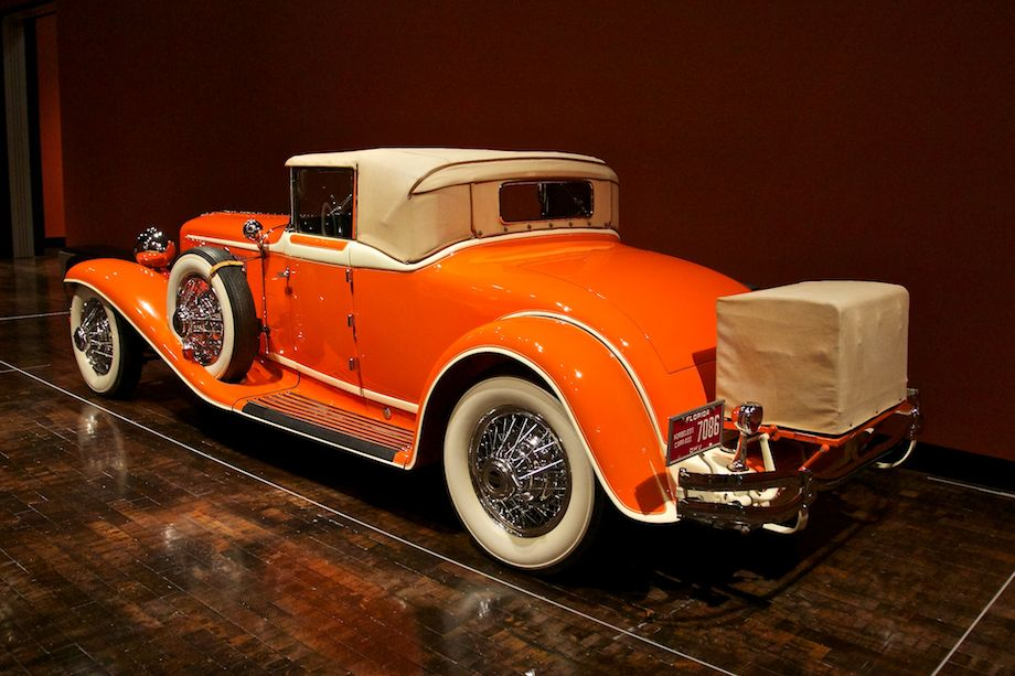 1929 Cord L-29 Cabriolet, Collection of Auburn Cord Duesenberg Automobile Museum