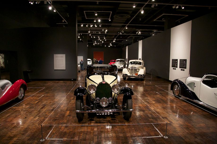 1934 Bugatti Type 46 Superprofile Coupe in the main gallery.