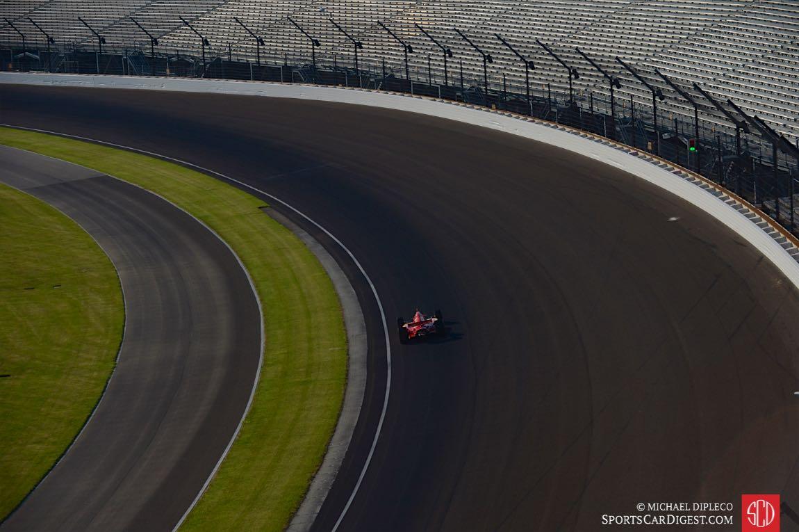 SVRA Indy Brickyard Vintage Race 2016