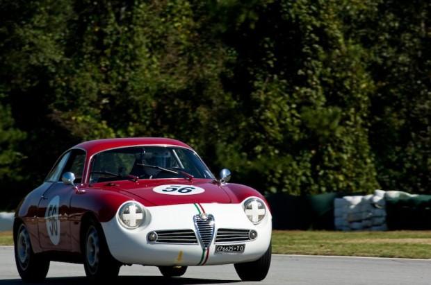 Stunning 1960 Alfa Romeo Sprint Zagato of Sharon Adelman