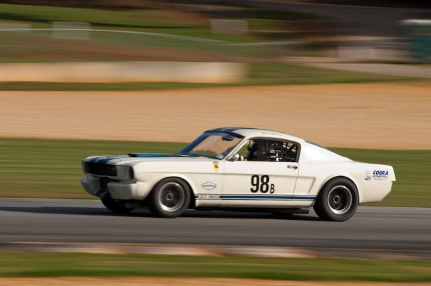 1966 Shelby GT350, Gary Moore