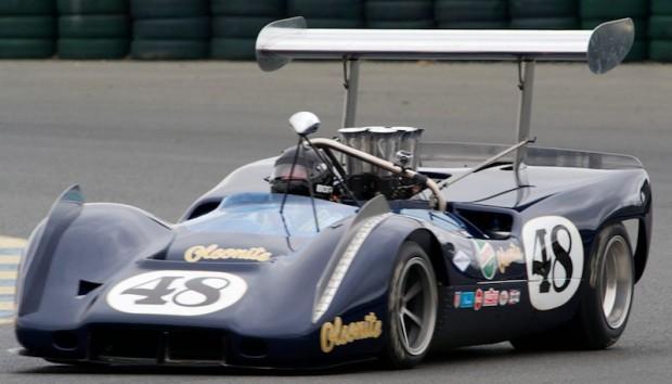Andy Boone - McLaren M68 McLeagle
