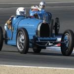 Bugatti Grand Prix Featured at 2010 Monterey Historics
