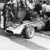 Lance Reventlow's Scarab F1 at the 1960 Monaco Grand Prix