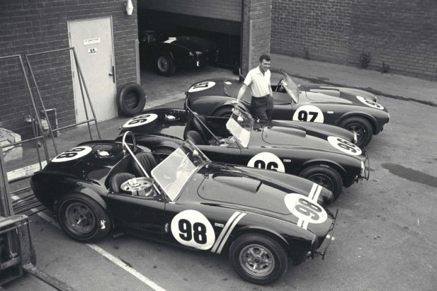 Shelby American Shop Photo
