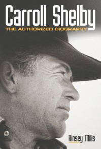 Carroll Shelby Biography Book Cover