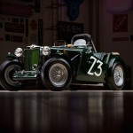 Shelby's First Ride – 1949 MG TC