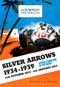 Silver Arrows Exhibition at the Louwman Museum