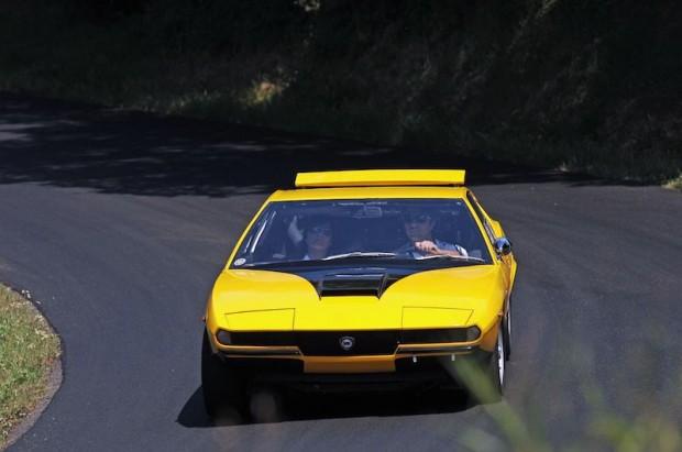 Lancia Fulvia 1.6 prototype