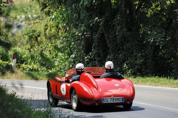 1956 Ermini 1100cc Spider