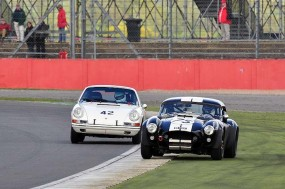 Silverstone Copse - 1964 AC Cobra of Simon Hadfield
