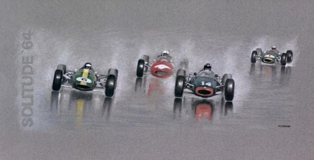 Solitude - 1964 Formula 1