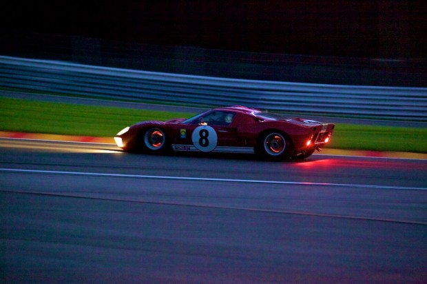 Ford GT40 Eau Rouge Spa