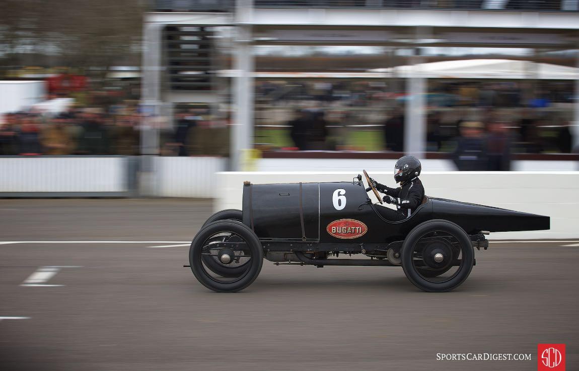 1912 Bugatti T16 5-litre (photo: Gunter Biener)
