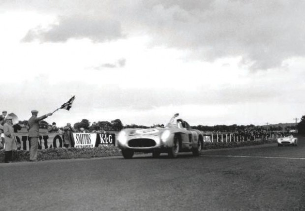 Stirling Moss, victory 1955 Tourist Trophy