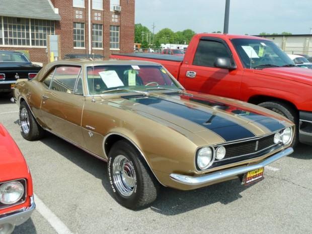1967 Chevrolet Camaro 2-Dr. Hardtop