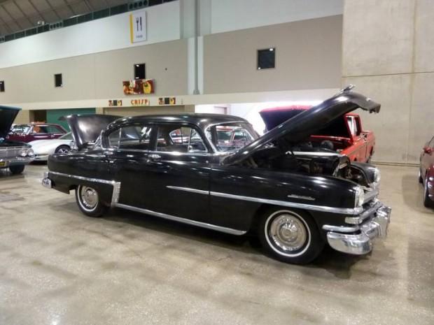 1953 Chrysler Windsor 4-Dr. Sedan