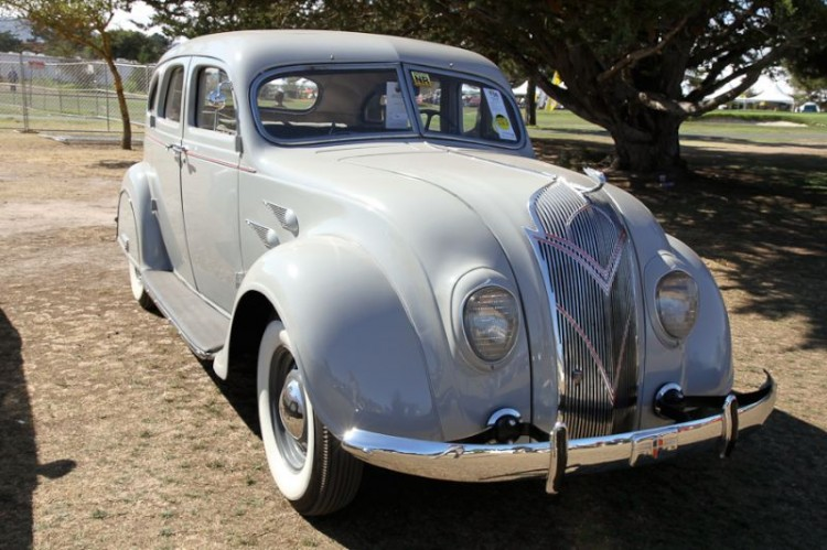1936 DeSoto Airflow 4-Dr. Sedan