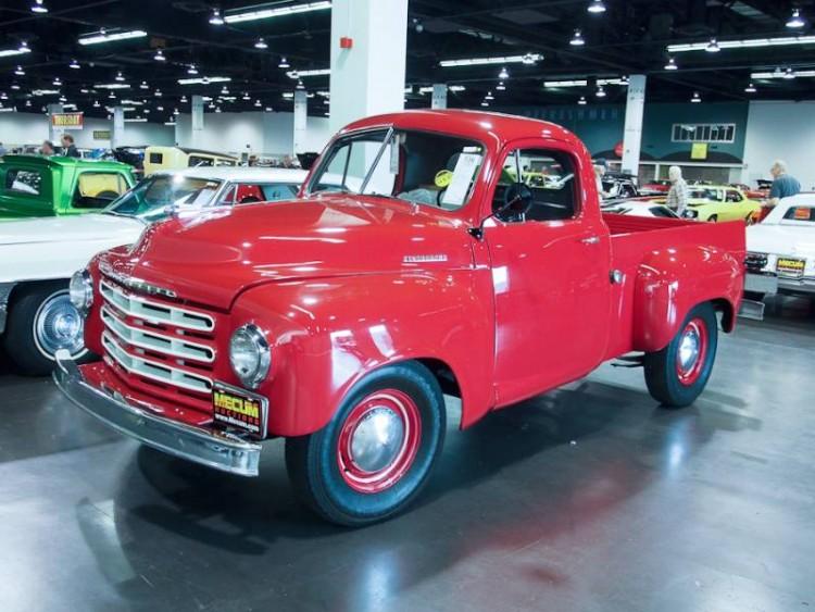 Mecum Anaheim 2014 Auction Report