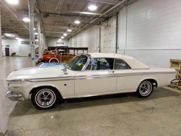 1964 Chrysler 300K Convertible