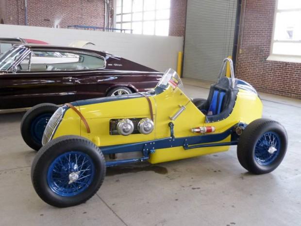 1938 Closky HAL Sprint Car