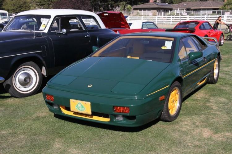 1991 Lotus Esprit Jim Clark Edition Coupe