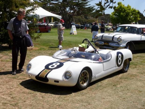 1965 Merlyn Mk 6A Sports Racer