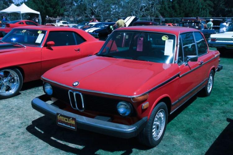 1976 BMW 2002 2-Dr. Hardtop