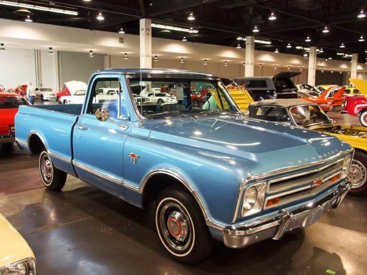 1967 Chevrolet C10 CST Pickup