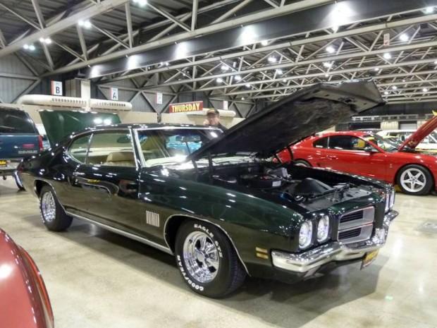 1971 Pontiac LeMans 2-Dr. Hardtop