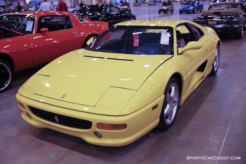 1997 Ferrari F355 Berlinetta, Body by Pininfarina