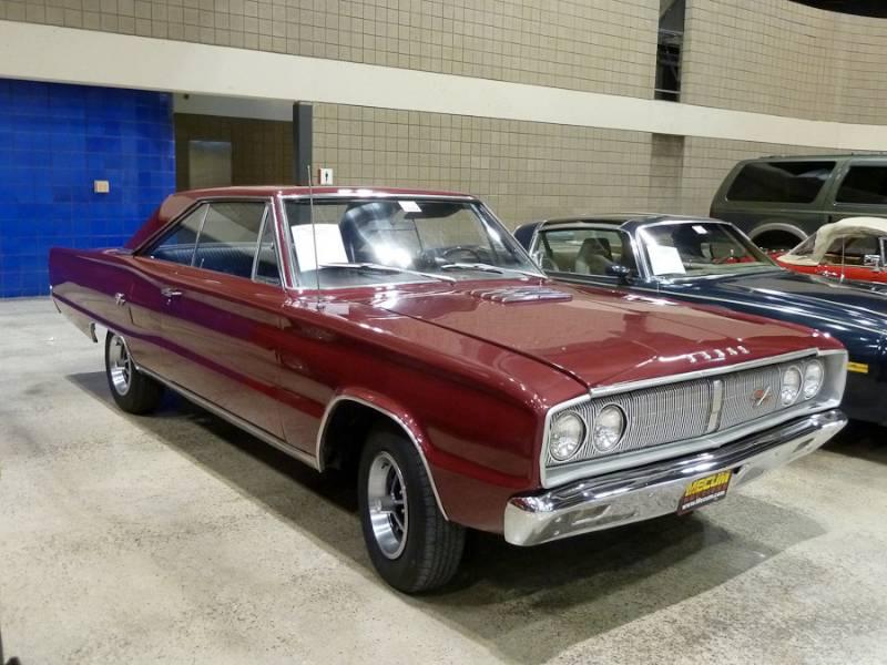 1967 Dodge Coronet R/T 2-Dr. Hardtop