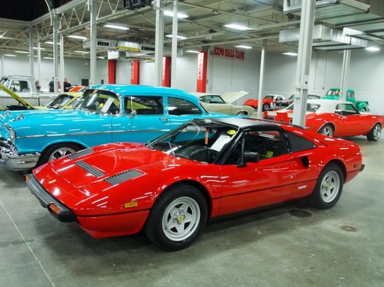 1983 Ferrari 308 GTSi QV