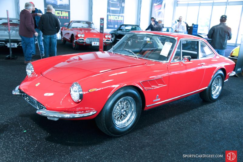 1967 Ferrari 330 GTC Coupe, Body by Pininfarina