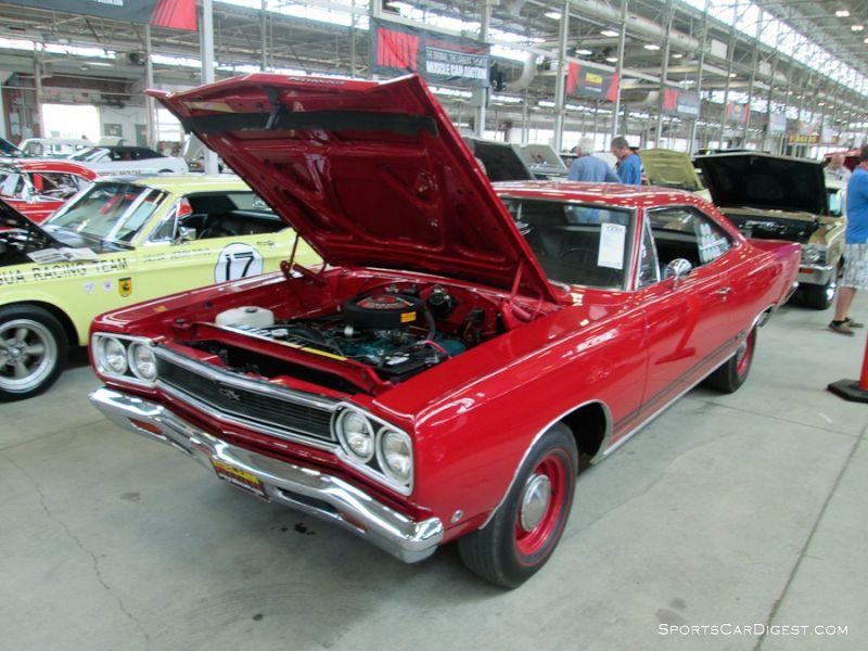 1968 Plymouth Belvedere GTX 2-Dr. Hardtop