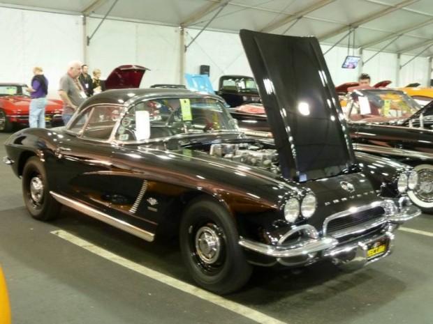 1962 Chevrolet Corvette FI Convertible