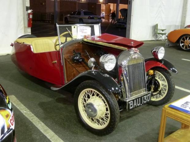 1935 Morgan F4 Convertible