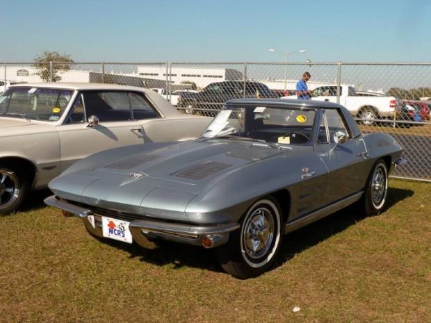 1963 Chevrolet Corvette FI Convertible