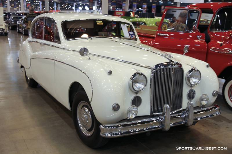 1960 Jaguar Mark IX 4-Dr. Sedan