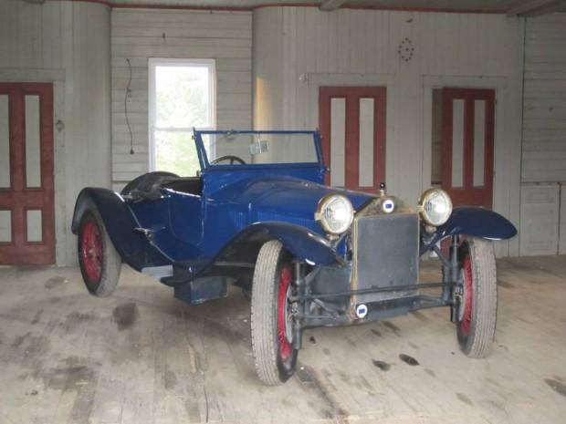 1925 Lancia Lambda Roadster
