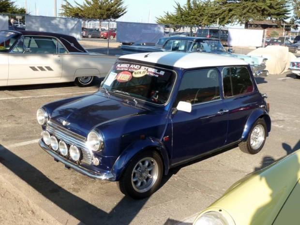 1970 Rover Mini Cooper