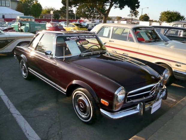 1971 Mercedes-Benz 280SL Roadster