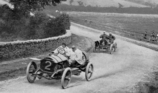 1908 Tourist Trophy on the Isle of Man